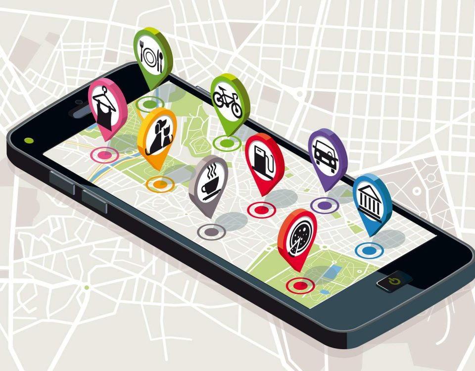 Pozycjonowanie lokalne i w Google Maps